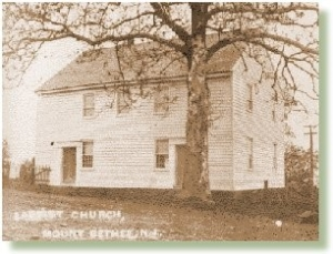 Baptist Meeting House